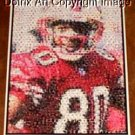 Amazing San Fransico 49ers Jerry Rice Montage 1 of 25