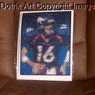 Amazng Denver Broncos Jake Plummer Montage 1 of only 25
