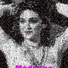 Amazing Madonna circa 1984 Bands montage art #ed to 25