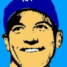 SC Mickey Mantle New York Yankees pop art print 1 of 25