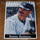 Amazing NY New York Yankees Don Mattingly bat Montage limited signed coa 1-25
