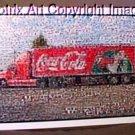 AMAZING Coca-Cola COKE Truck BIG RIG Montage 1-25