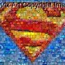 AMAZING Superman S logo Americana Montage 1-25