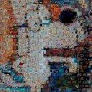 Amazing BullWinkle Mr. Peabody poster scene montage limited signed coa 1-25