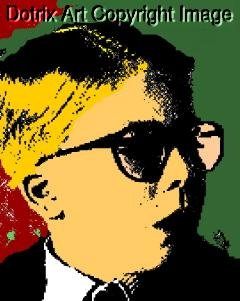 SC A Christmas Story Ralphie pop art print 1 of 25