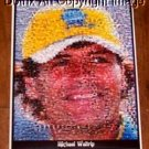 AMAZING Michael Waltrip NASCAR Montage. 1 of only 25!!!