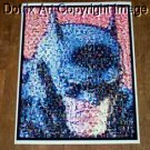 Amazing RARE Batman poster Montage. 1 of only 25 ever
