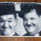 Amazing Vintage Laurel and Hardy movie/theatre montage 1-25