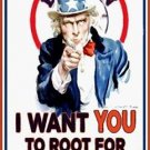NEW 19 X 13 BOSTON RED SOX Uncle Sam poster card sign