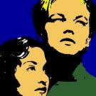 SC Titanic Jack and Rose pop art print 1 of 25 signed