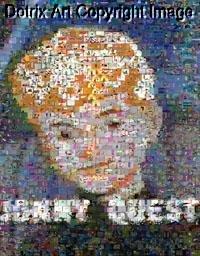 Amazing 60s/70s Jonny Quest cartoon mix montage #ed 1-25