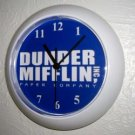 NEW The Office Clock prop Dunder Mifflin new