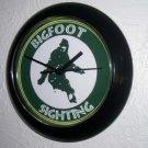 NEW BIGFOOT SIGHTING Wall Clock yeti