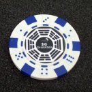 TV Show LOST Hanso Dharma Las Vegas Casino Poker Chip