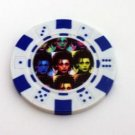 Edward Scissorhands Vegas Casino Poker Chip Johnny Depp