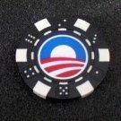 Barack Obama logo Las Vegas Casino Poker Chip limitd ed