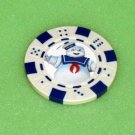Ghostbusters STAY PUFT MAN Las Vegas Casino Poker Chip