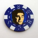 Seinfeld KRAMER Las Vegas Casino Poker Chip limited ed