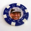 Derek Jeter Las Vegas Casino Poker Chip limited edition