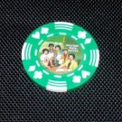 Welcome Back Kotter Las Vegas Casino Poker Chip lim ed