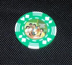 Welcome Back Kotter Las Vegas Casino Poker Chip lim ed