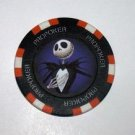 Las Vegas Nightmare Before Christmas Jack Poker Chip