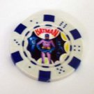1966 Batman Penguin Las Vegas Casino Poker Chip