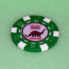 Sinclair Oil Dino Las Vegas Casino Poker Chip limited