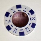 Las Vegas Star Wars Death Star Casino Poker Chip