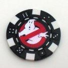 Ghostbusters Las Vegas Casino Poker Chip limited editin