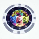 Howdy Doody Las Vegas Casino Poker Chip limited edition