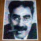 AMAZING Groucho Marx Americana Montage Limited Edition