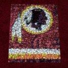 Best Bar Game Room Washington Redskins Sign framed COA