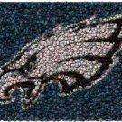 Best Bar Game Room Philadelphia Eagles Sign framed COA