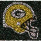 Best Bar Game Room Green Bay Packers Sign framed w/COA