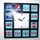 Clock History of Pepsi Cola Soda Pop 12 pictures