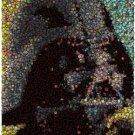 Amazing Star Wars Darth Vader Bottlecap mosaic print