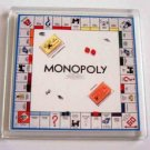 unused fine Monopoly Board Game Coaster or Change Tray