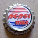Back To The Future Pepsi MAX metal bottle cap prop