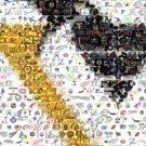 Amazing Pittsburgh Penguins NHL Hockey Montage w/COA