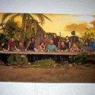 ABC tv show LOST Last Supper 19 X 13 cast print poster