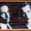 Amazing X-Files Mulder & Scully UFO b/w Montage. WOW