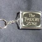 The Twilight Zone erie TV screen Blinking Key Chain