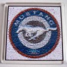 amazing Ford Mustang Coaster or Change Tray montage