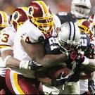 Oil Painting CANVAS Washington Redskins swarm Dallas