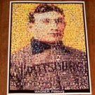 Amazing Honus Wagner card Montage 1 of only 25 EVER!!