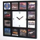 vintage FORD Mustang Clock ads 1964-2010 12 pictures