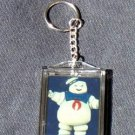Ghostbusters Stay-Puft Marshmallow Man Blinkng KeyChain