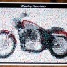 Amzing Harley Davidson Sportster Coke Coca-Cola Montage