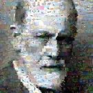 AMAZING Sigmund Freud odd mix Montage Limited Edition